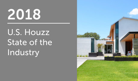 2018 U.S. Houzz State of the Industry