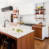 A Modern Take on Spanish Design for a Sacramento Kitchen