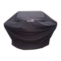 Char-Broil - Char-Broil 2655579P04 Grill Cover, Black - Grill Tools & Accessories