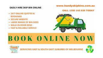 Skip bin hire and rubbish removal