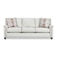 Warren Sleeper Sofa, Signal Ash