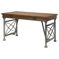 Industrial Desks And Hutches by StyleCraft
