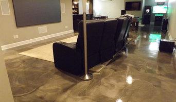Epoxy Floor Basement