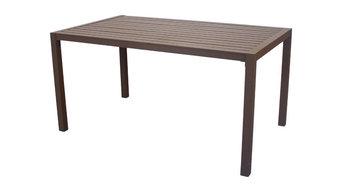 Outdoor Medium Palma Dining Table, Bronze
