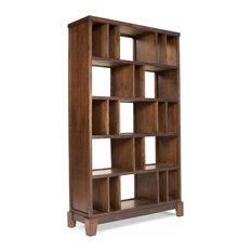Tropical Mahogany Bookcase