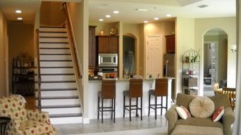 Interior house painting - St Johns County - Nocatee