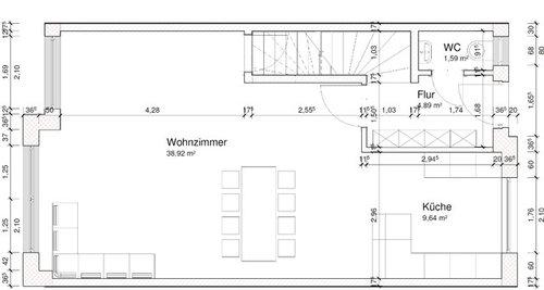 Anbei Habe Ich Mal GR EG (Norden U003d Oben) Sowie Eine Übersicht über Die  Anderen Häuser Hochgeladen. Unser Haus Ist Das Mit Den Fenstern.