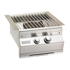 Fire Magic Grills - Robert H Peterson Company - Aurora Stainless Steel Power Burner - LP - Outdoor Grills