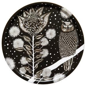 The Owl Tray, 46 cm
