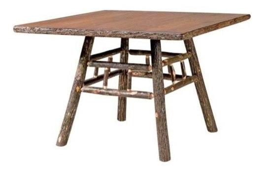 Beautiful Flat Rock Berea Game Table