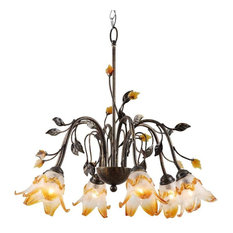 floral chandeliers houzz