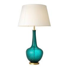 Eichholtz Massaro Turquoise Table Lamp