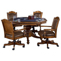 Marquette Poker Table and Chairs