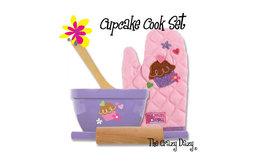 Cupcake Cook Set