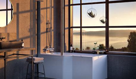 Fråga experten: Vilket badkar passar i mitt lilla badrum?