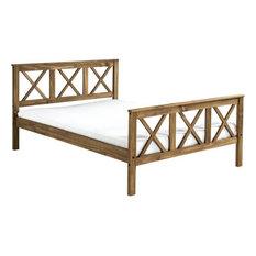Seconique Salvador Double High End Bed