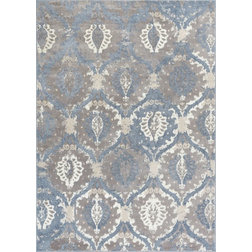 Mediterranean Area Rugs by Well Woven