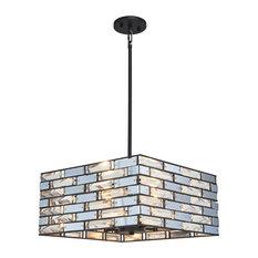 Woodbridge Lighting Shimmer 4-Light Pendant