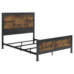 Industrial Panel Beds by clickhere2shop