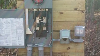 Electrical Service Install