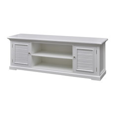 Vidaxl White Wooden Tv Stand Entertainment Centers And Stands