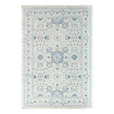 """Zola Vintage Transitional Indoor/Outdoor Area Rug By Rugs America, 5'1"""" X 7'"""