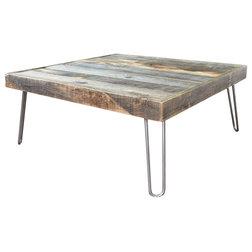 Industrial Coffee Tables by JW Atlas Wood Co.