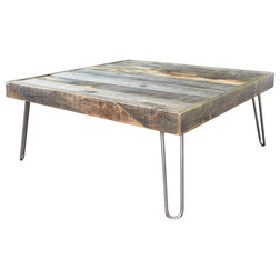 Rustic Coffee Tables by JW Atlas Wood Co.