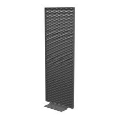 Mistral Freestanding Screen, Grey
