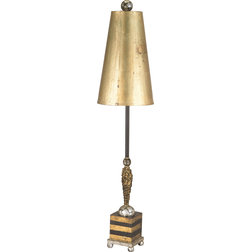 Traditional Table Lamps by HedgeApple