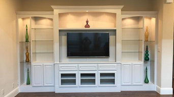 Built-ins & Media Walls