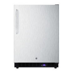 Summit Outdoor, Frost-Free, Built-in, All-Freezer SPFF51OSSSTB