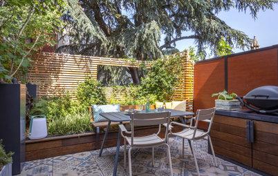 Avant/Après : Cette petite terrasse urbaine se refait une beauté