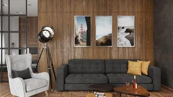 Дизайн квартиры в ЖК Story