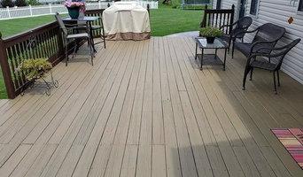 Deck resurfacing - Uniontown