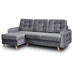 Midcentury Sleeper Sofas by Meble Furniture & Rugs