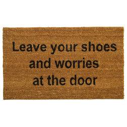 Contemporary Doormats by Geo Crafts Inc