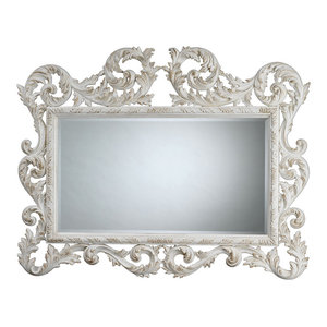 Baroque Wall Mirror, 150x105 cm