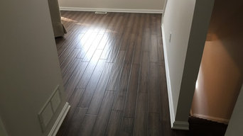 Hardwood and stairs
