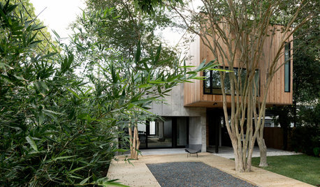 USA Houzz: The Building Blocks of a Contemporary Concrete Home