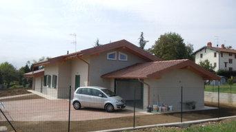 Villa Realizzata a Divignano (NO)