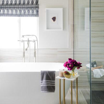 Home design - transitional home design idea in Salt Lake City