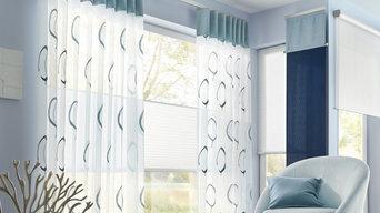 Mein neues Zuhause - Gardinen, Vorhänge & Sonnenschutz nach Maß