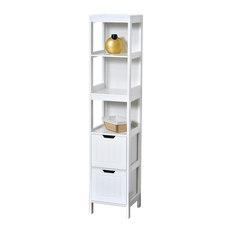 Contemporary Bathroom Cabinets And Shelves Houzz