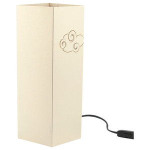 Cage Paper Table Lamp