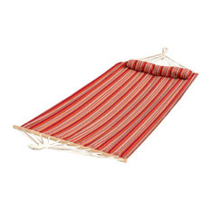 Bliss Hammock With Spreader Bars Oversized With Pillow