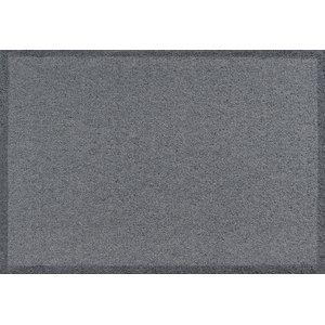 Clean Keeper Doormat, Light Grey, Medium