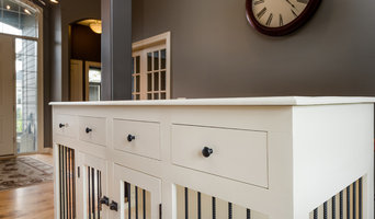 Double Kennels with Drawers