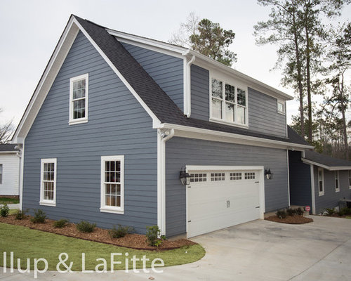 Cottage Style Garage Addition