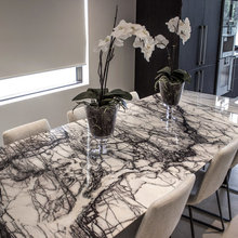 New York Marble Dining Table